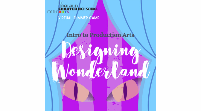 High School for the Arts offers Production Arts Summer Workshop for 6th-9th graders