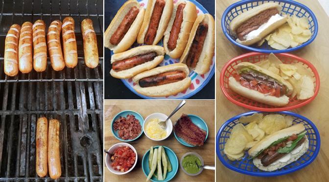 National Hot Dog Day  | By Joe Scrizzi