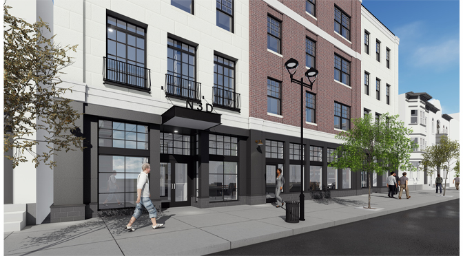 THE CITY OF EASTON BREAKS GROUND ON A $16M. PROJECT PROMISING TO BUILD ITS ECONOMY AND PAY HOMAGE TO THE MEMORABLE SEVILLE THEATER