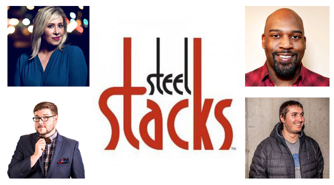 New Outdoor Comedy Series at SteelStacks to Feature Regional Comedians