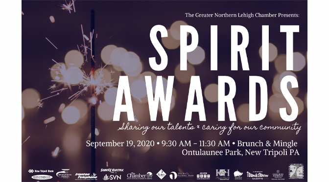 """Greater Northern Lehigh Honors Local Food Pantries as """"Non-Profit of the Year"""" at the 27th Annual Spirit Awards!"""