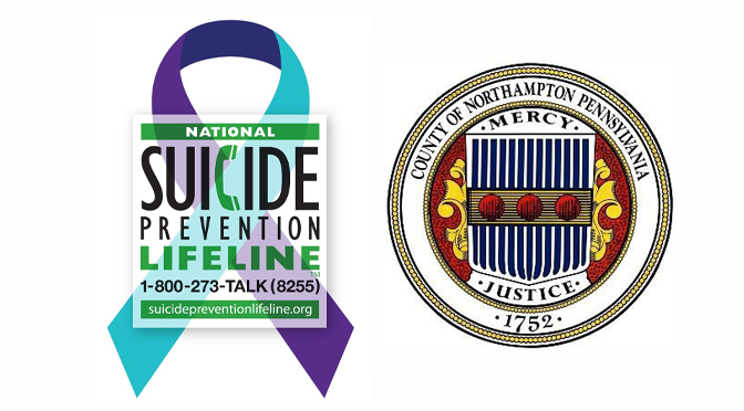 Award Ceremony for those who've contributed to Suicide Prevention