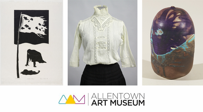 Three new exhibitions open this weekend at Allentown Art Museum