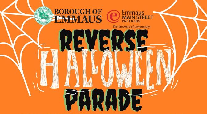 Emmaus Reverse Halloween Parade