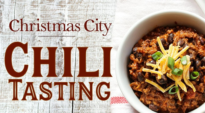 All-New Christmas City Chili Tasting to take place in Musikfest Café