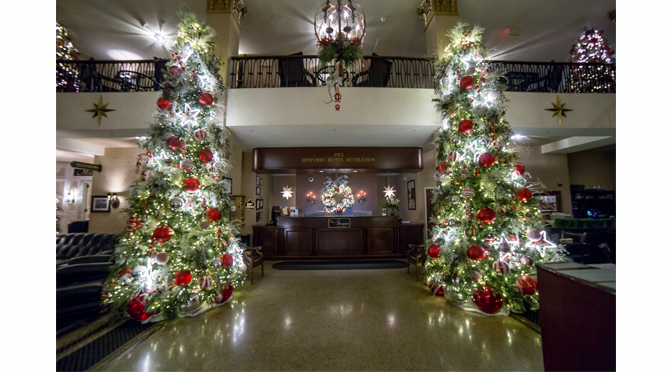 HISTORIC HOTEL BETHLEHEM CONTINUES CHRISTMAS TRADITION FOR 2020