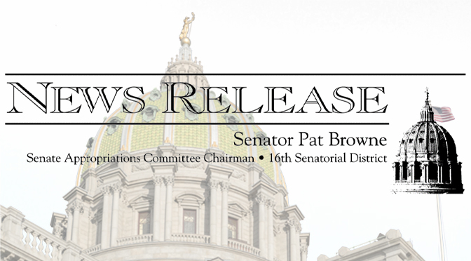 Senate Appropriations Committee to Begin Hearings on Governor Wolf's Budget Proposal