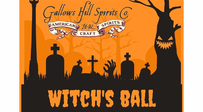 Witch's Ball at Gallows Hill Spirits Co. Event Review  | By: Janel Spiegel
