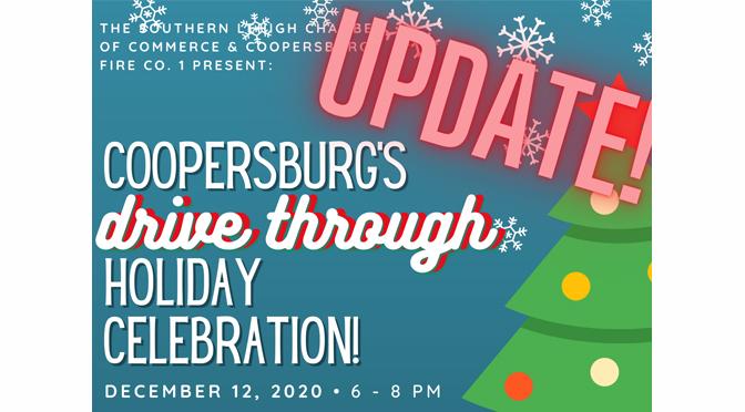 2020 Coopersburg Tree Lighting – Saturday December 12
