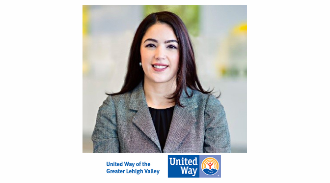 New Member Joins United Way of the Greater Lehigh Valley's Board of Directors