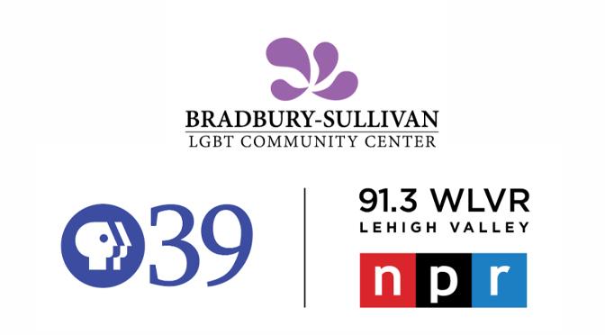 PBS39, 91.3 WLVR and Bradbury-Sullivan LGBT Community Center Host Allentown Mayoral Forum on LGBTQ Issues