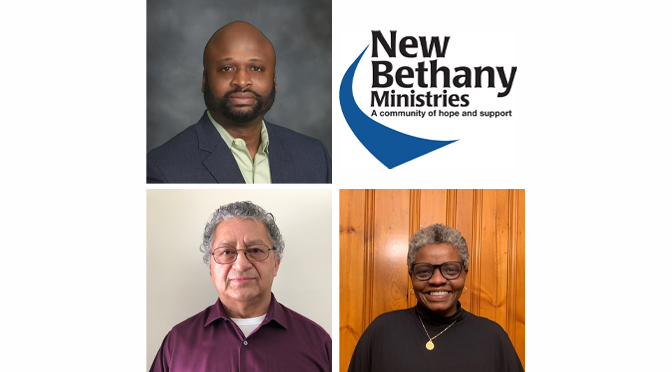 New Bethany Ministries Adds New Members to Board of Directors