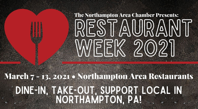 Restaurant Week Momentum Continues in Northampton Area