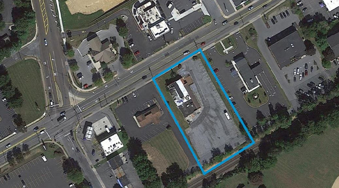 Colliers Leases Site in Emmaus to Burger King