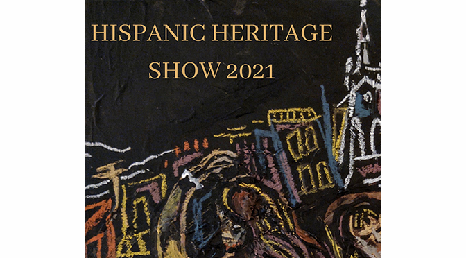 The Lehigh Valley Charter High School for the Arts' Annual Hispanic Heritage Show will stream virtually this year, April 9-11, 2021