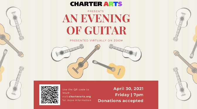 """Lehigh Valley Charter High School for the Arts presents  """"An Evening of Guitar"""""""