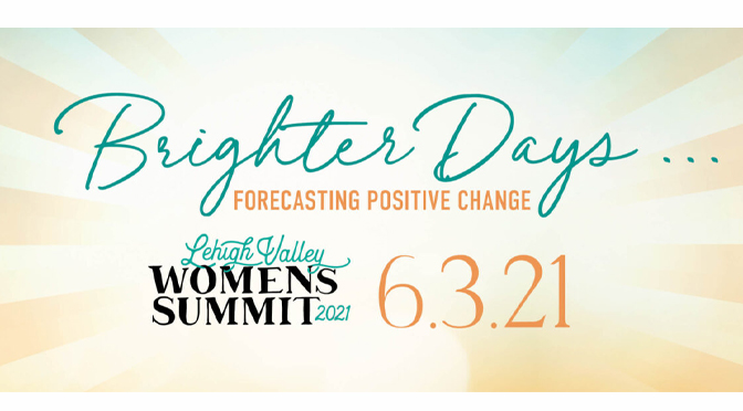 2021 Lehigh Valley Women's Summit Announces Keynote Speakers