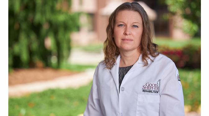 Good Shepherd Welcomes Janie Anne Zuber, MD, MS, MA, as Pediatric Hospitalist