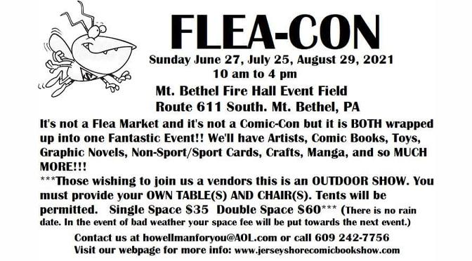 FLEA-CON at Mount Bethel Vol. Fire Company Sta. 37