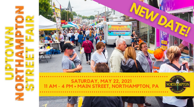"""Not-so-Mini"" May Uptown Street Fair Returns in Northampton"