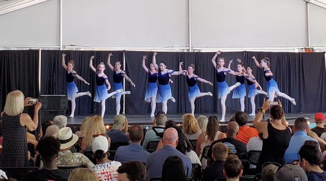 Accent School of Dance Recital – Passport, Please.