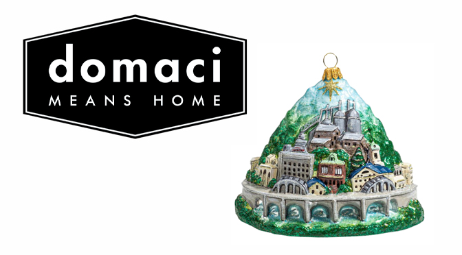 LOCAL HOME FURNISHINGS RETAILER COLLABORATES WITH WORLD-RENOWNED ARTIST FOR EXCLUSIVE BETHLEHEM CHRISTMAS CITY ORNAMENT