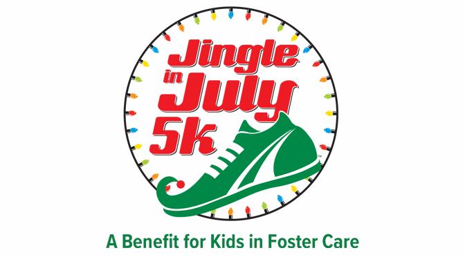 """Jingle in July"" 5K/One Mile Walk to Return Saturday, July 24, 2021"
