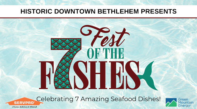 Tasty New Event Swims Into Downtown Bethlehem This Week