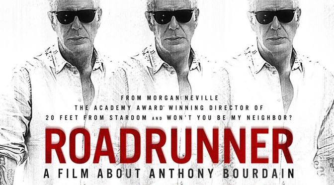 'ROADRUNNER: A FILM ABOUT ANTHONY BOURDAIN' COMING TO ARTSQUEST'S FRANK BANKO ALEHOUSE CINEMAS