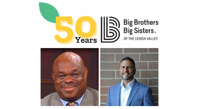 Big Brothers Big Sisters of the Lehigh Valley Announces Two New Board Members