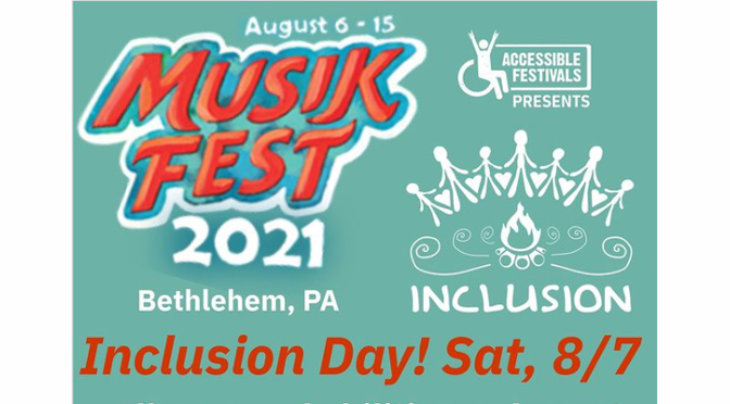 MUSIKFEST TO FEATURE 'THE INCLUSION ZONE' IN FRANK BANKO ALEHOUSE CINEMAS, PLUS INCLUSION DAY ACTIVITIES ON AUG. 7