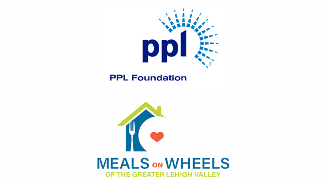 Meals on Wheels of the Greater Lehigh Valley Receives Grant from PPL Foundation