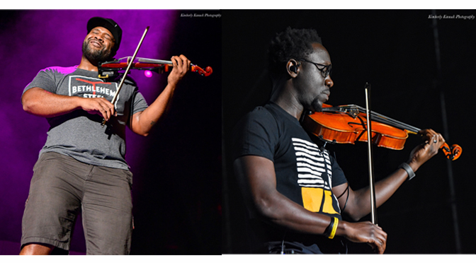 MUSIKFEST 2021 FINAL SHOW- BLACK VIOLIN  | Review by: Janel Spiegel / Photos by: Kimberly Kanuck