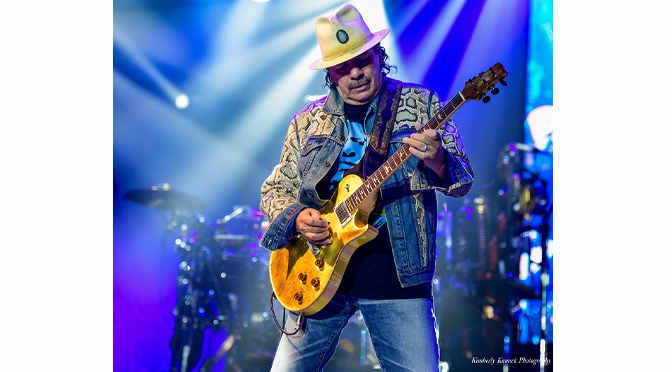 SANTANA: BLESSINGS AND MIRACLES TOUR AT THE WIND CREEK EVENT CENTER IN BETHLEHEM – PHOTOS & CONCERT RECAP BY: KIMBERLY KANUCK
