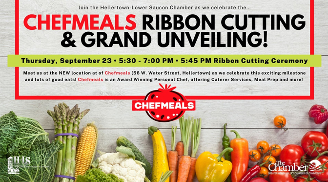 Chefmeals Grand Unveiling & Ribbon Cutting Ceremony