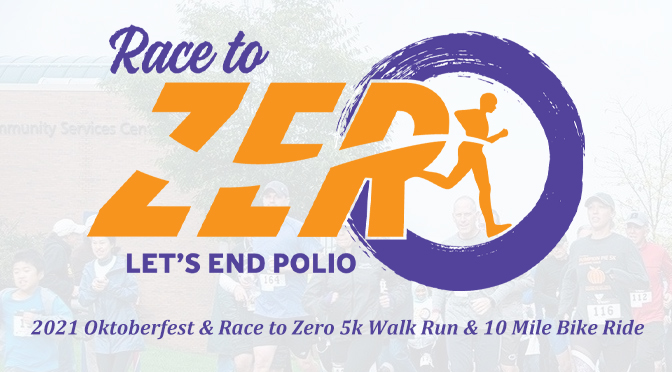 Oktoberfest and 11th Annual Yvette M. Palmer Race to ZERO Purple Pinkie 5K Run & 1+ Mile Fun Walk/Run, 10-Mile Bike Ride