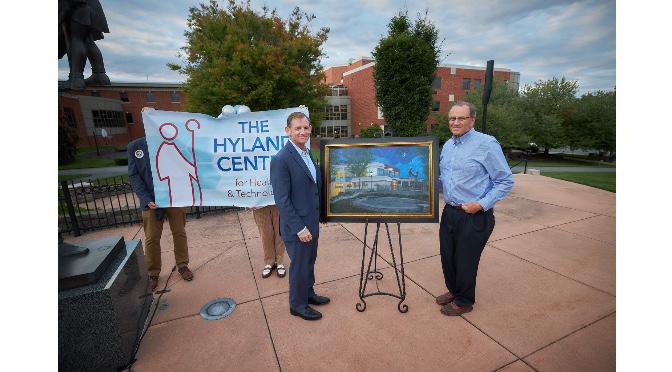 Good Shepherd Rehabilitation Network Renames Health & Technology Center in Honor of Frank Hyland