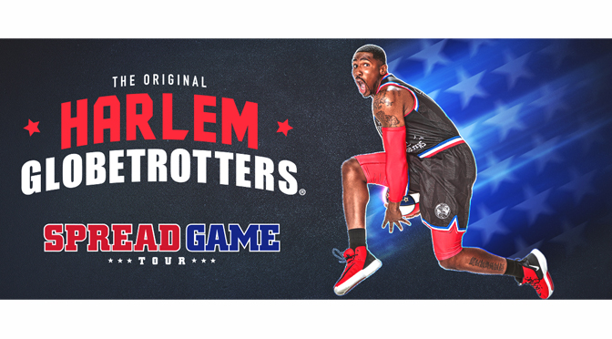 The Harlem Globetrotters Announce Reimagined Spread Game Tour Returns to PPL Center on February 18, 2022