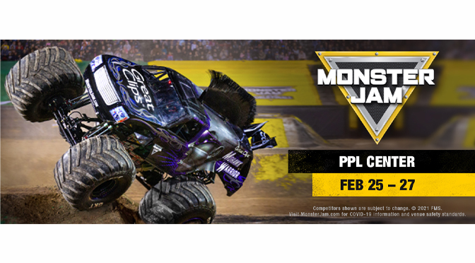 Allentown Monster Jam® Arena Championship Series East Tickets On-Sale Now
