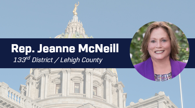 We have much work to do, and the time is now | Rep. Jeanne McNeill